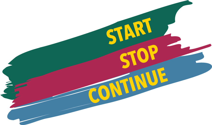 start-stop-continue